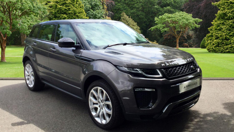 Cheap range rover evoque deals
