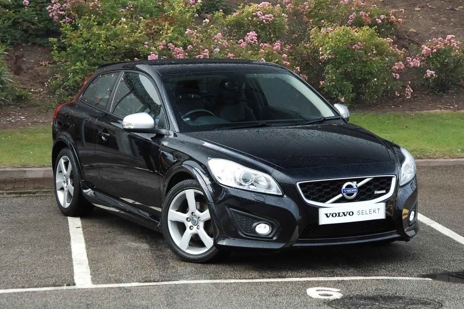used volvo c30 2 0 r design 3dr petrol coupe for sale bristol street motors. Black Bedroom Furniture Sets. Home Design Ideas
