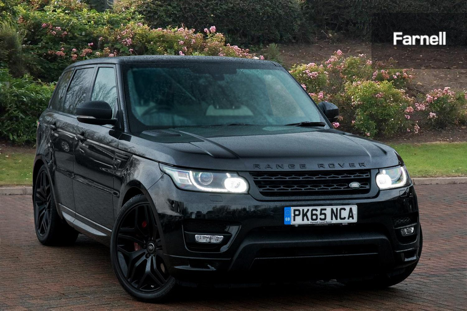 used land rover range rover sport 3 0 sdv6 hev. Black Bedroom Furniture Sets. Home Design Ideas