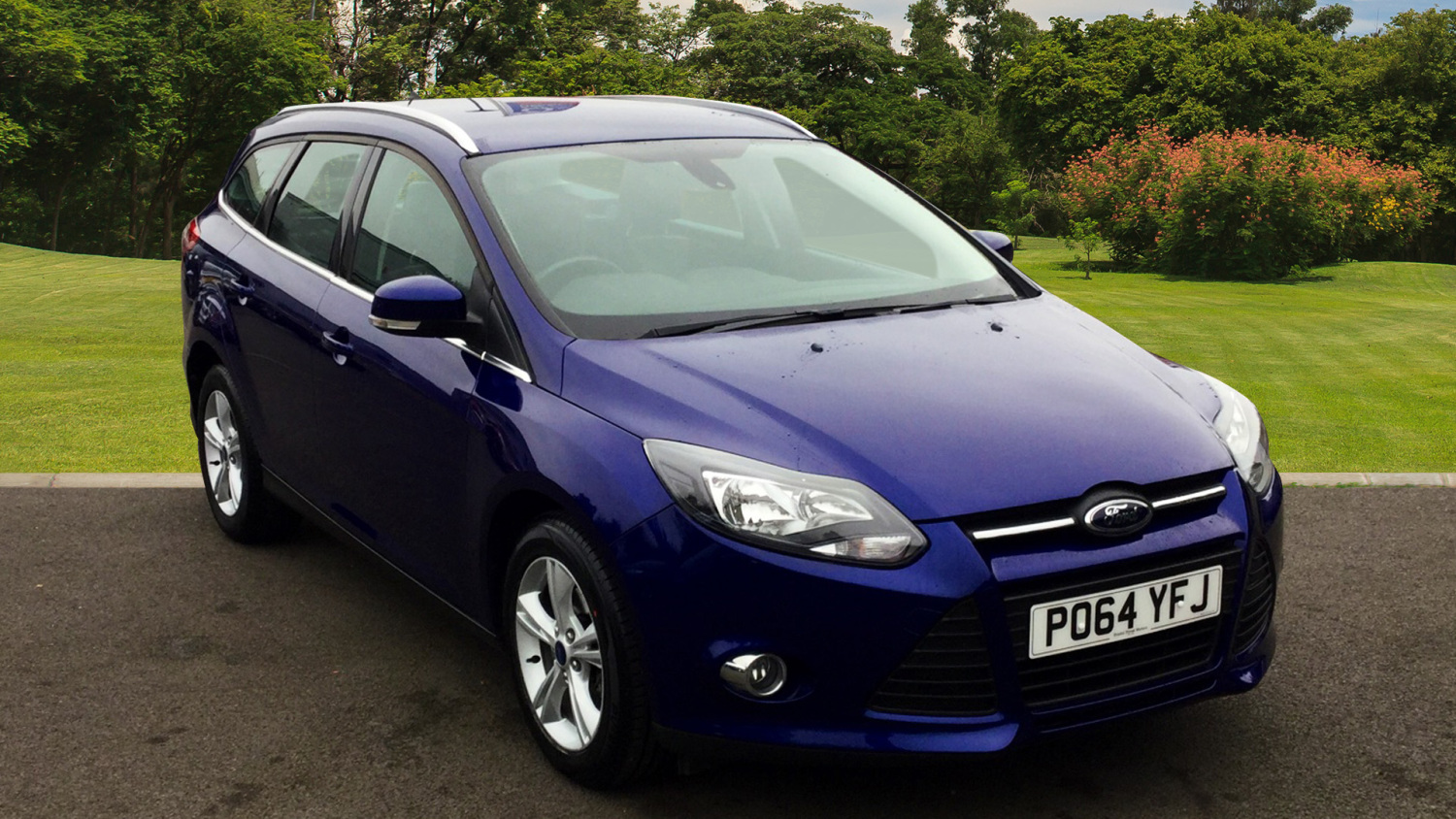 used ford focus 1 6 tdci 115 zetec 5dr diesel estate for sale bristol street motors. Black Bedroom Furniture Sets. Home Design Ideas