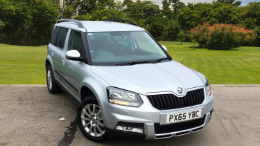 SKODA Yeti Outdoor 2.0 TDI CR SE Business 5dr Diesel Estate