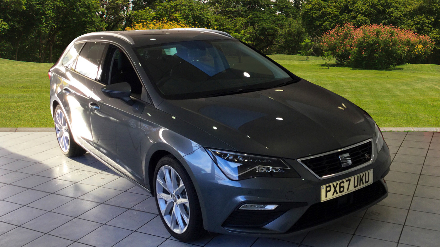 buy online seat leon 2 0 tdi 184 fr technology 5dr diesel hatchback for sale bristol street motors. Black Bedroom Furniture Sets. Home Design Ideas