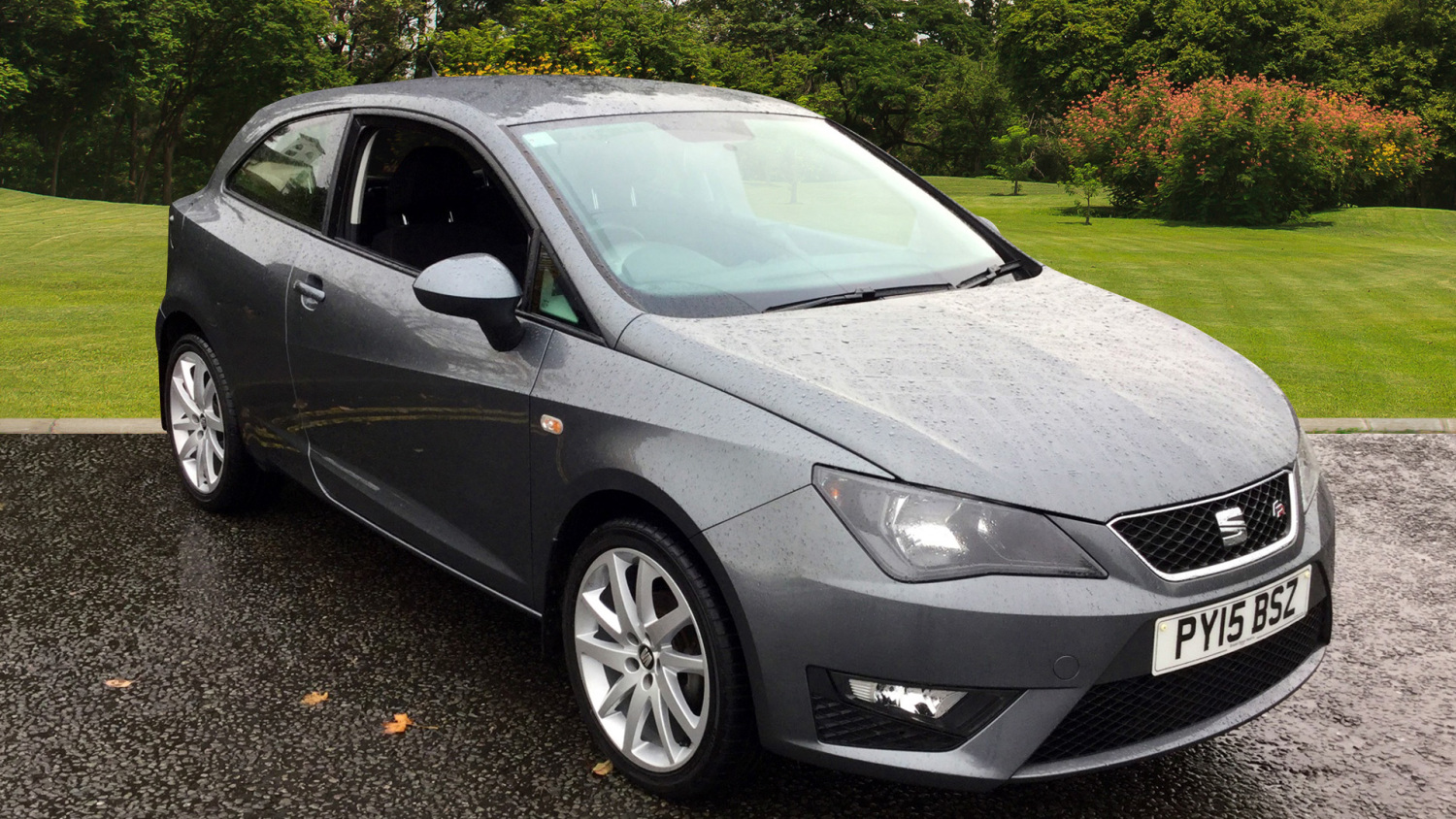 used seat ibiza 1 2 tsi fr 3dr petrol hatchback for sale bristol street motors. Black Bedroom Furniture Sets. Home Design Ideas