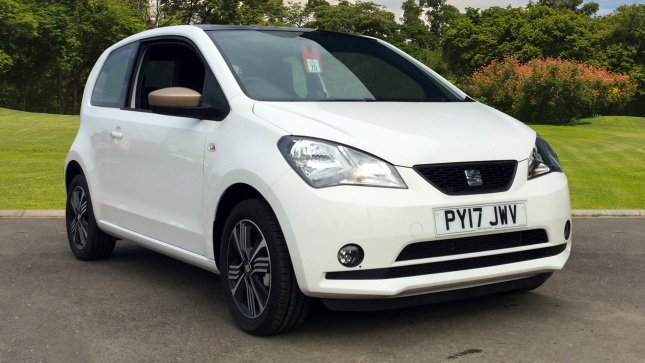Used Seat Mii 1 0 75 Mii By Cosmo 3dr Petrol Hatchback For