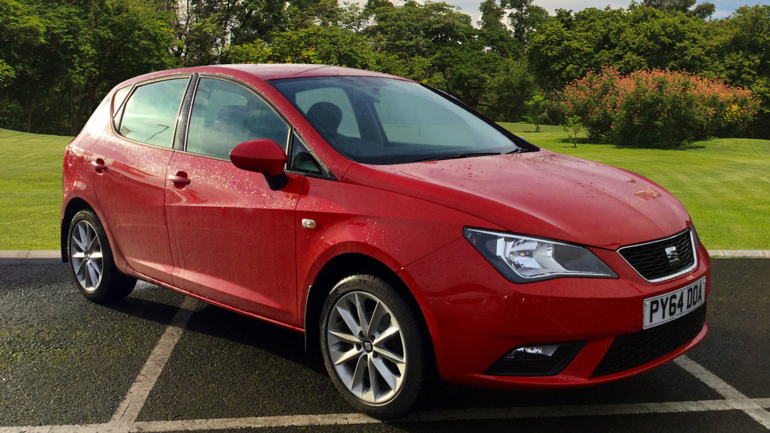 Hyundai Customer Service >> Used SEAT Ibiza 1.4 Toca 5Dr Petrol Hatchback for Sale ...