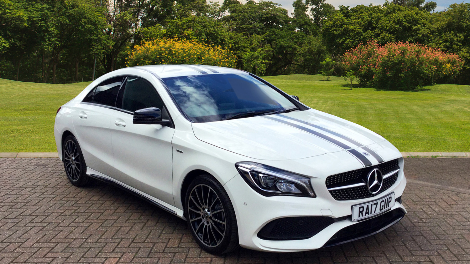 used mercedes benz cla cla 180 whiteart 4dr petrol saloon for sale bristol street motors. Black Bedroom Furniture Sets. Home Design Ideas