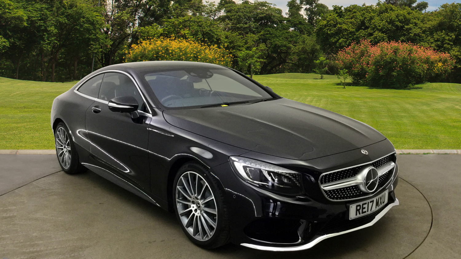 Used Cars For Sale Under 1000 >> Used Mercedes-Benz S-Class S500 Amg Line Premium 2Dr Auto Petrol Coupe for Sale | Bristol Street ...
