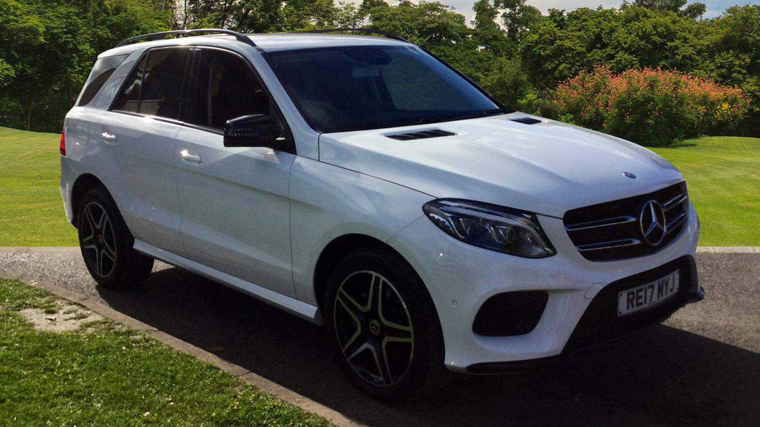 Buy online mercedes benz gle gle 250d 4matic amg line 5dr for Who buys mercedes benz