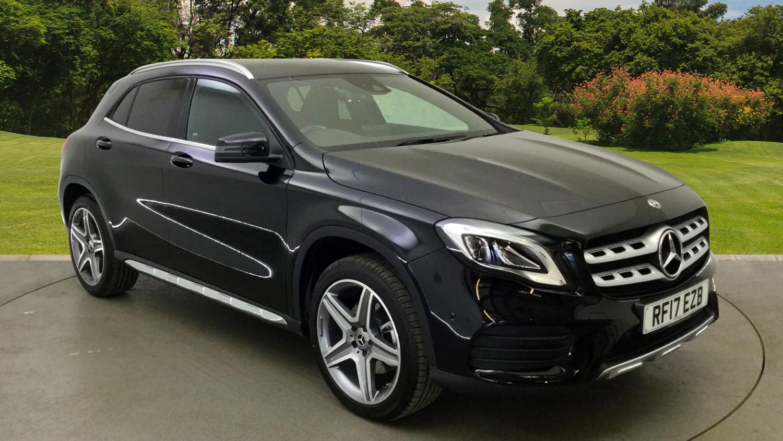Used Mercedes Benz Gla Gla 220d 4matic Amg Line Premium
