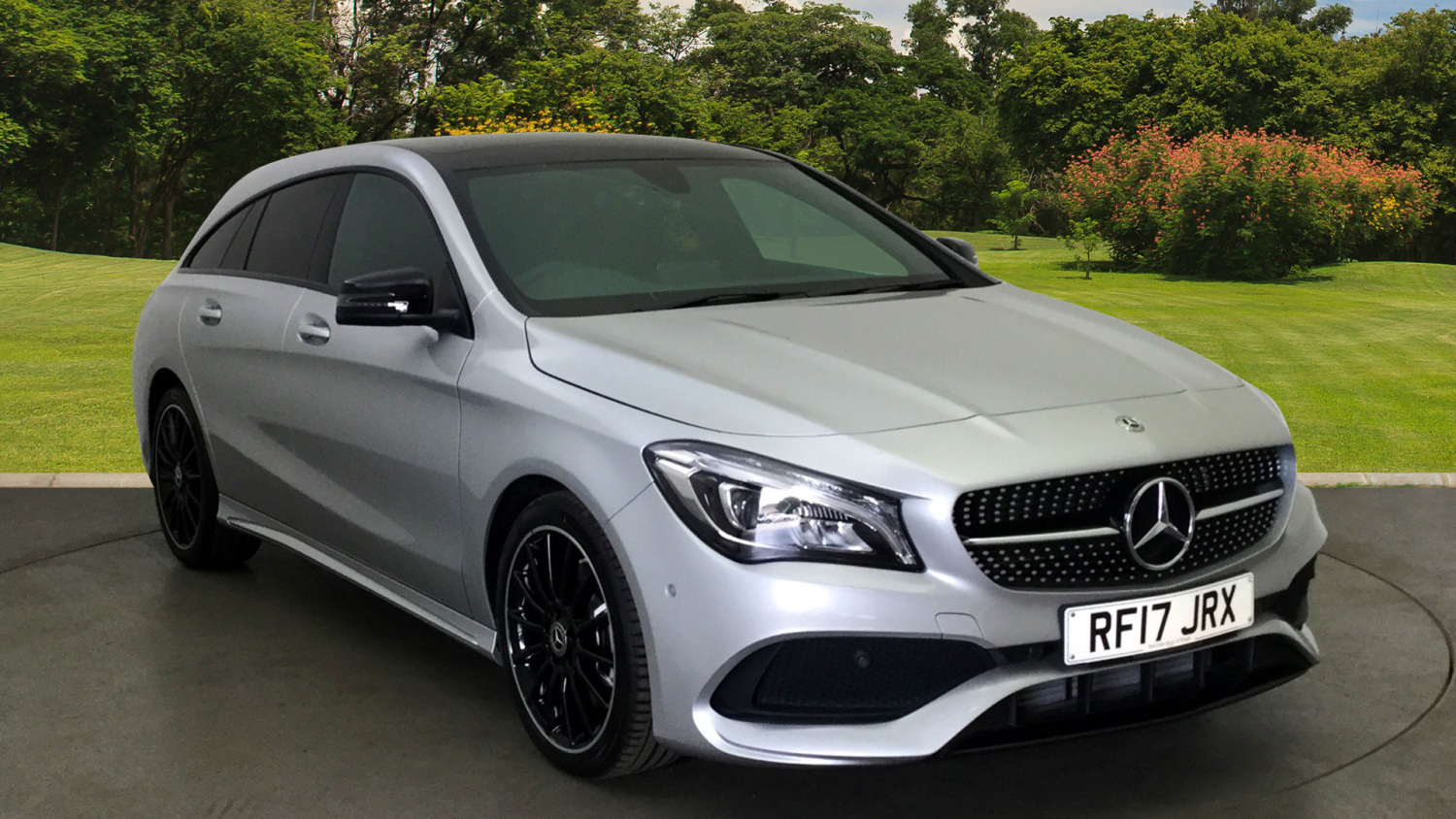 Used Mercedes Benz Cla Cla 220d Amg Line 5dr Tip Auto