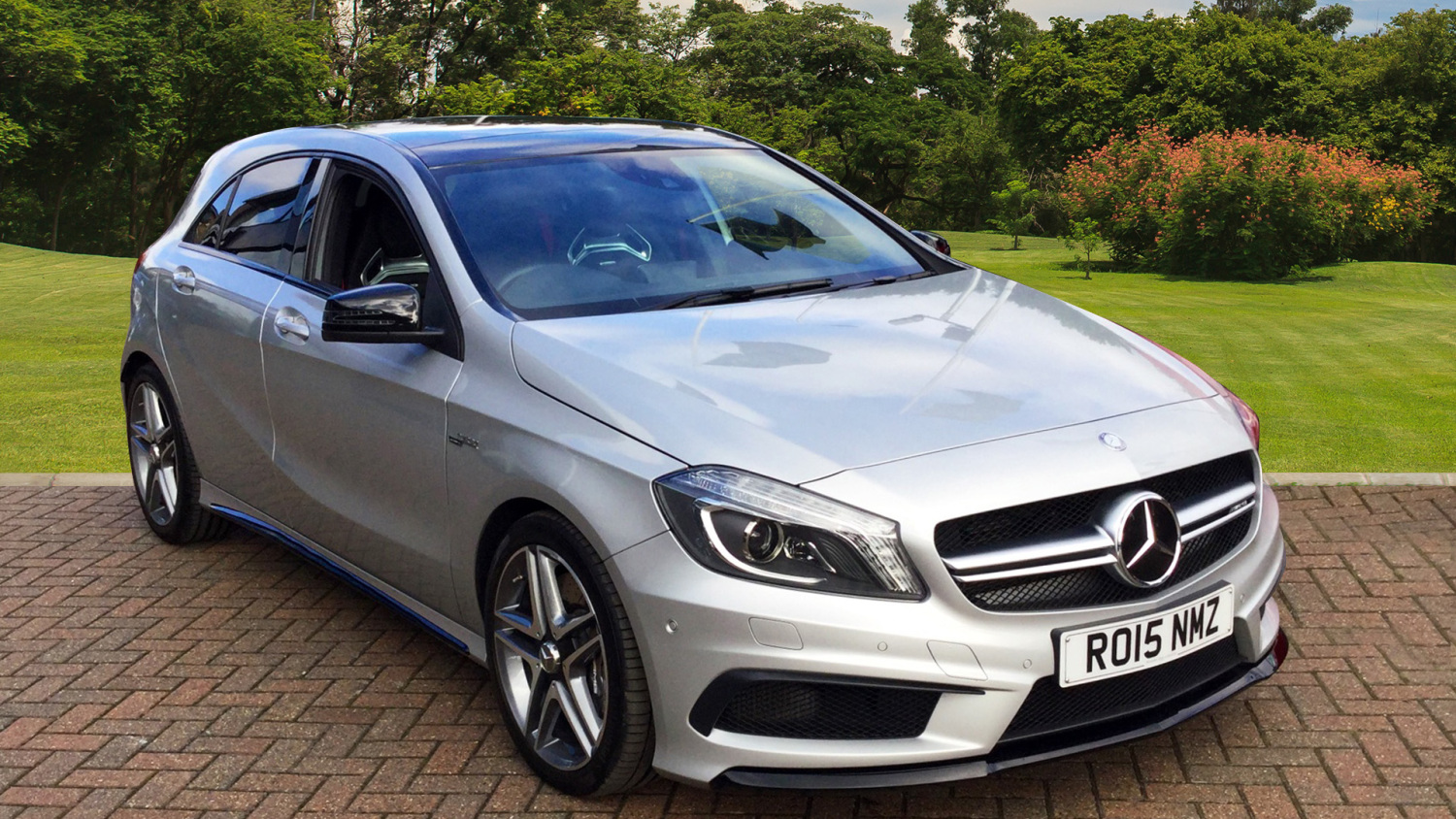 used mercedes amg a class a45 4matic 5dr auto petrol. Black Bedroom Furniture Sets. Home Design Ideas