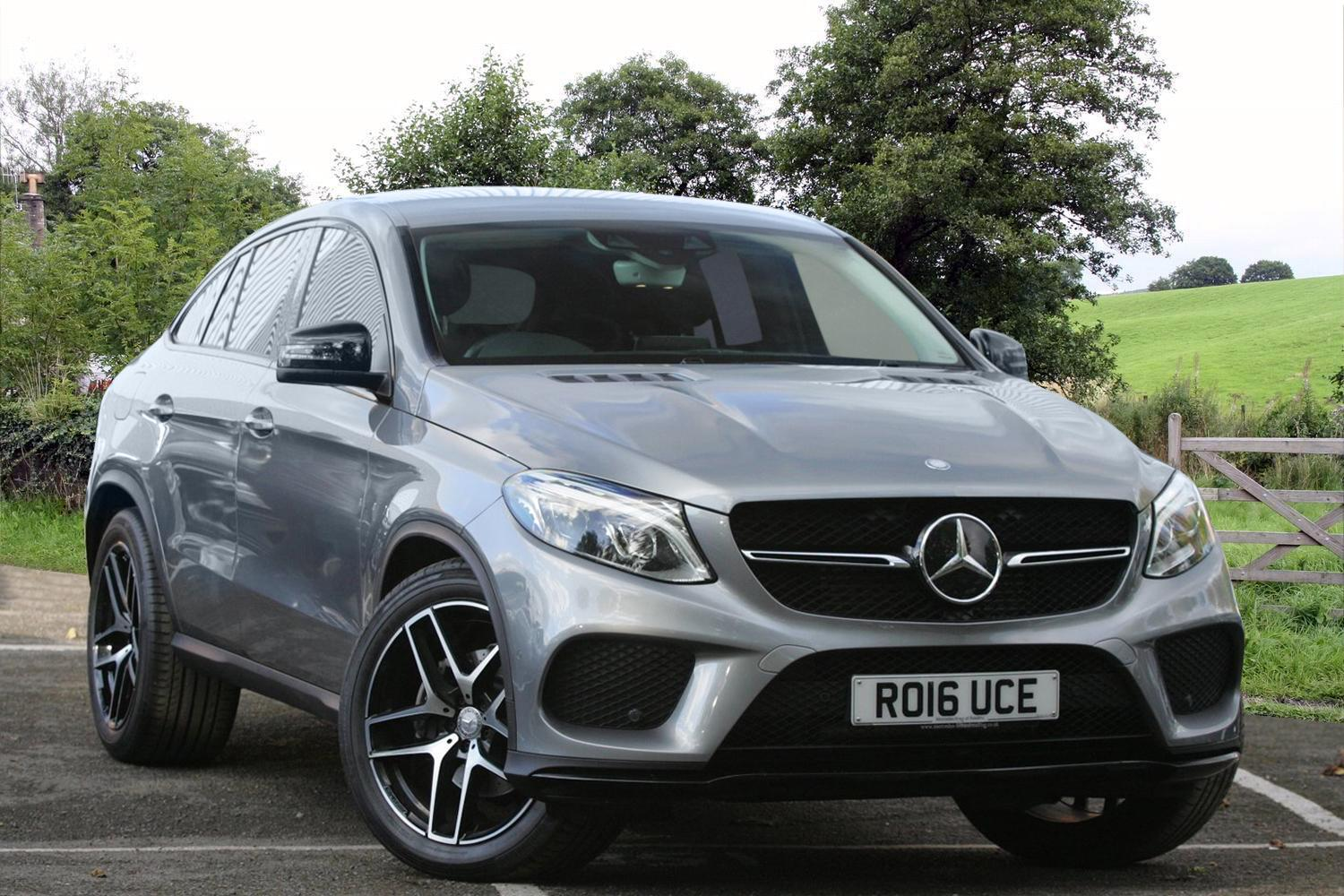 used mercedes benz gle coupe gle 350d 4matic amg line 5dr 9g tronic diesel estate for sale. Black Bedroom Furniture Sets. Home Design Ideas