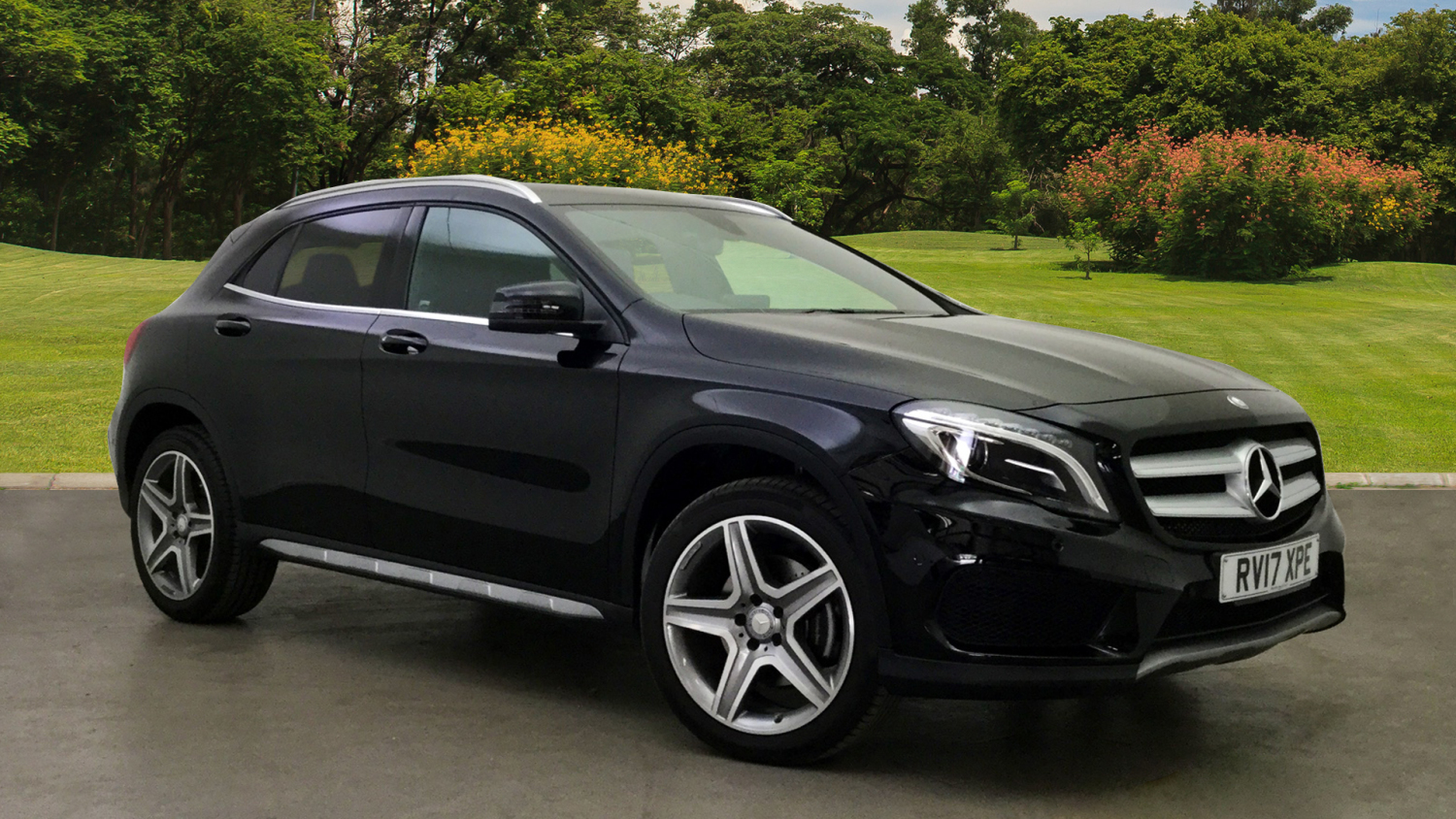 Used mercedes benz gla gla 220d 4matic amg line 5dr auto for Mercedes benz okc service