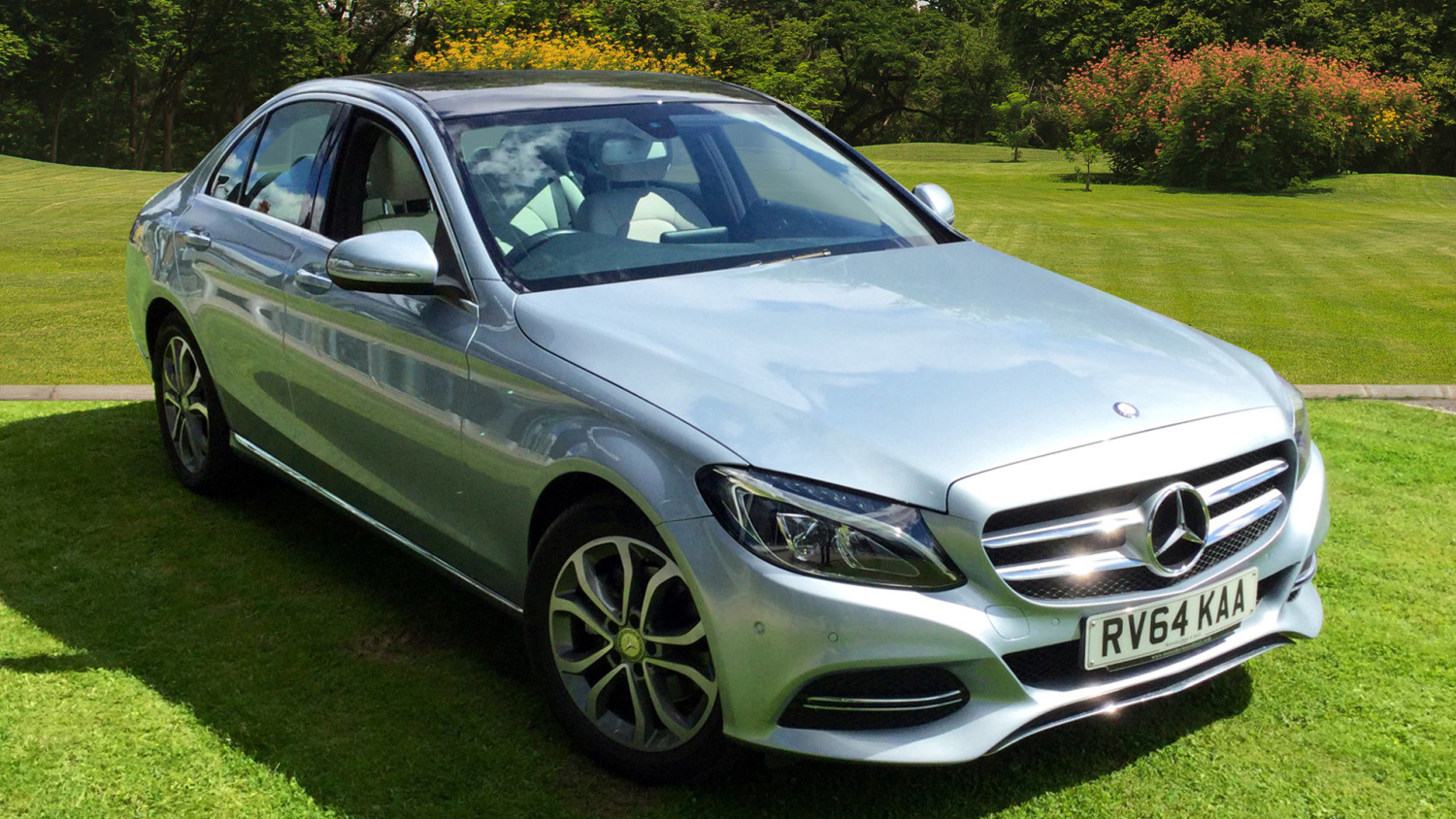 used mercedes benz c class c220 bluetec sport premium 4dr auto diesel saloon for sale bristol. Black Bedroom Furniture Sets. Home Design Ideas