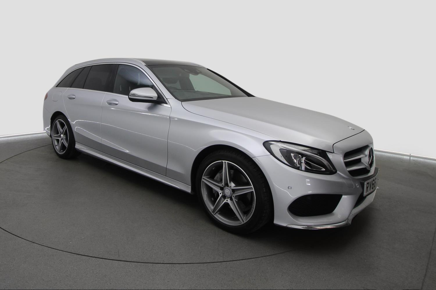 used mercedes benz c class c220d amg line premium 5dr auto diesel estate for sale bristol. Black Bedroom Furniture Sets. Home Design Ideas