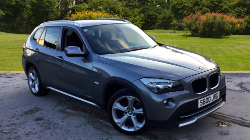 BMW X1 Xdrive 20D Se 5Dr Step Auto Diesel Estate