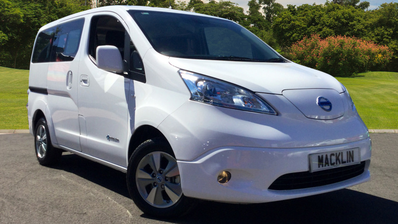 Nissan E-Nv200 80kW Tekna Rapid Plus 24kWh 5dr Auto [5 seat] Electric Estate