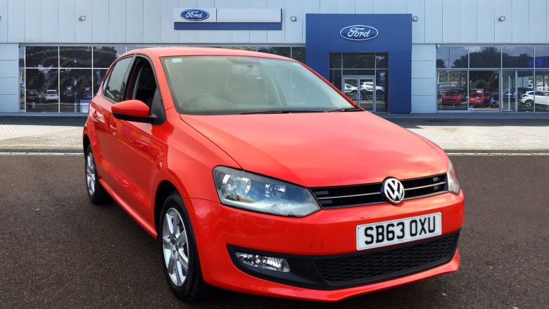 Volkswagen Polo 1.4 Match Edition 5dr Petrol Hatchback