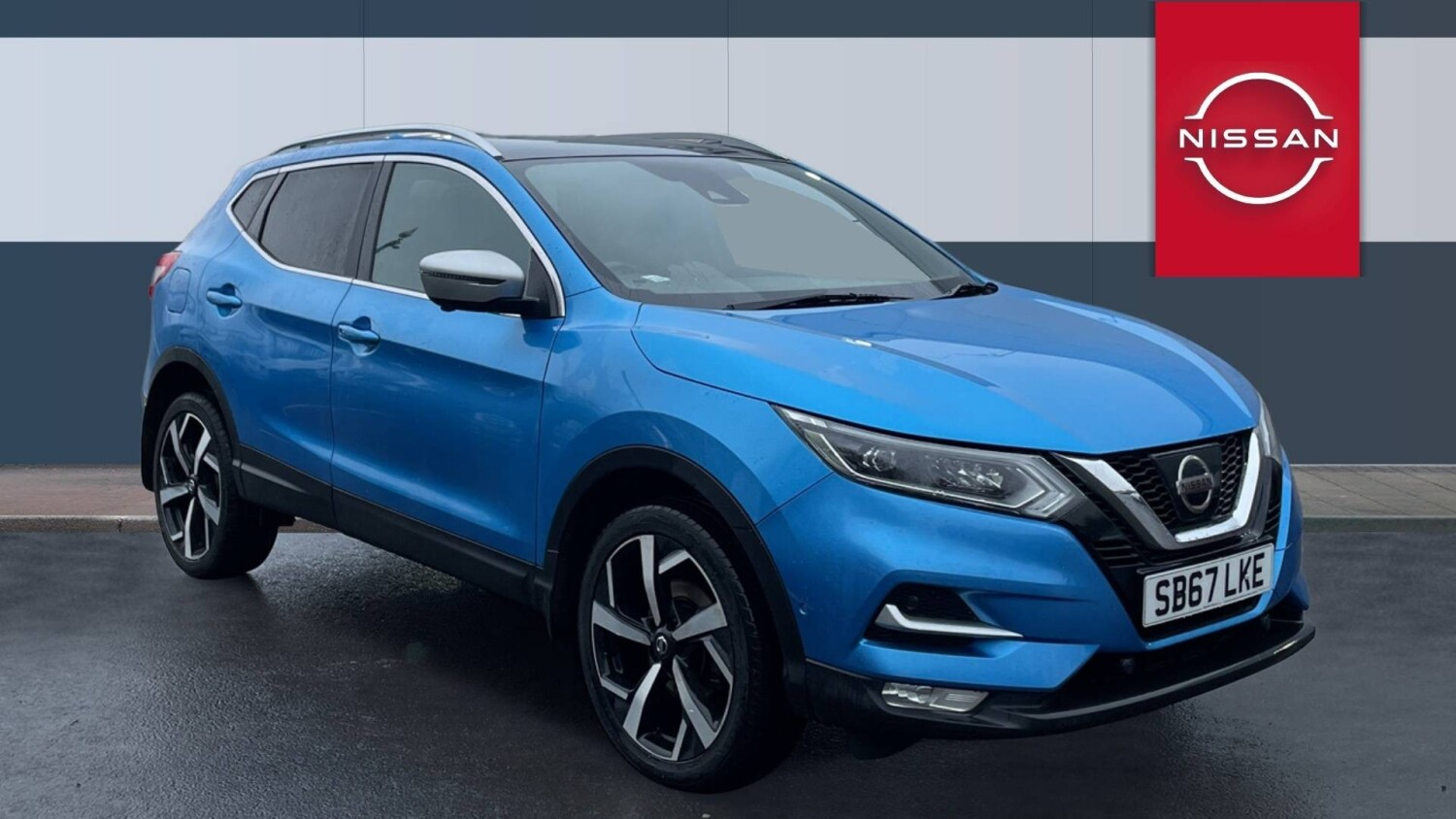 used nissan qashqai 1 2 dig t tekna 5dr petrol hatchback for sale bristol street motors. Black Bedroom Furniture Sets. Home Design Ideas