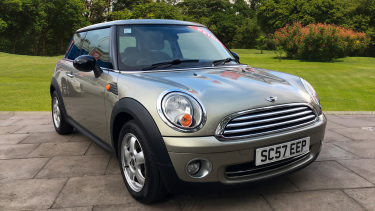 Mini Hatchback 1.4 One 3Dr Petrol Hatchback
