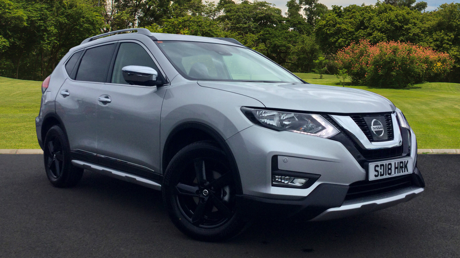 used nissan x trail 1 6 dci n connecta 5dr xtronic diesel station wagon for sale bristol. Black Bedroom Furniture Sets. Home Design Ideas