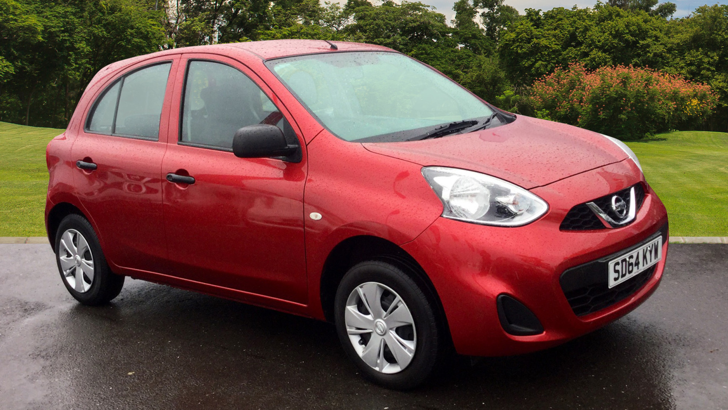 used nissan micra 1 2 visia 5dr petrol hatchback for sale. Black Bedroom Furniture Sets. Home Design Ideas