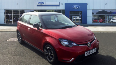 Nac MG Mg3 1.5 VTi-TECH 3Style Lux 5dr [Start Stop] Petrol Hatchback