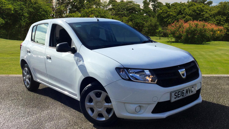 Used Dacia Sandero 1 2 16v Ambiance 5dr Petrol Hatchback For Sale
