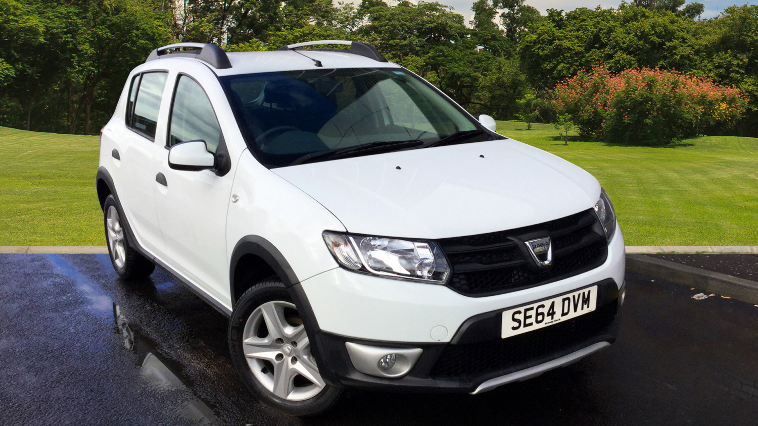 used dacia sandero stepway 0 9 tce ambiance 5dr petrol. Black Bedroom Furniture Sets. Home Design Ideas