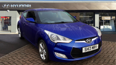 Hyundai Veloster 1.6 GDi 4dr Petrol Coupe