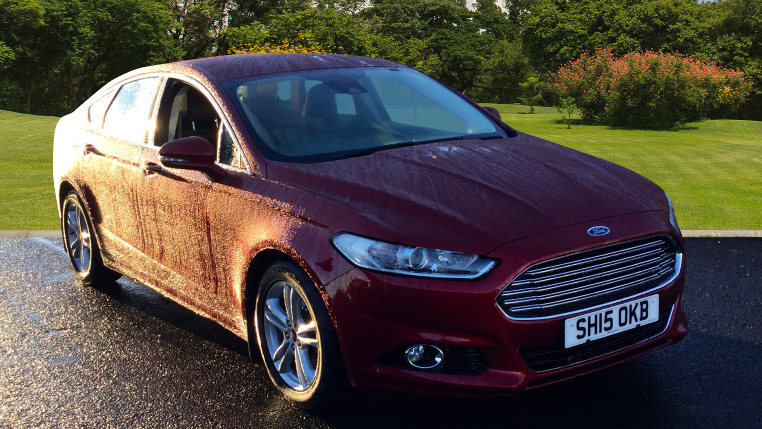 used ford mondeo 1 5 ecoboost titanium 5dr auto petrol. Black Bedroom Furniture Sets. Home Design Ideas