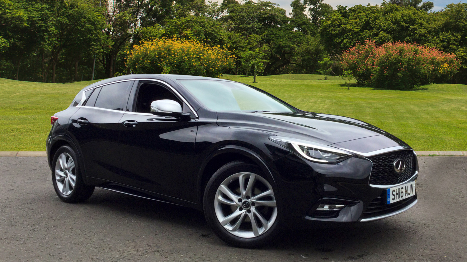 Used Infiniti Q30 1 5D Business Executive 5Dr Dct Diesel