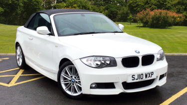 BMW 1 Series 118i M Sport 2dr Petrol Convertible