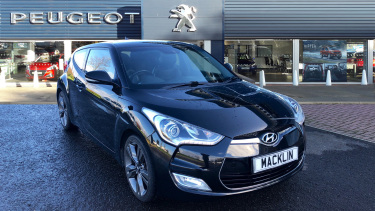 Hyundai Veloster 1.6 GDi Sport 4dr Petrol Coupe