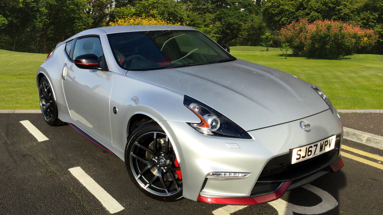 used nissan 370z 3 7 v6 344 nismo 3dr petrol coupe for sale bristol street motors. Black Bedroom Furniture Sets. Home Design Ideas