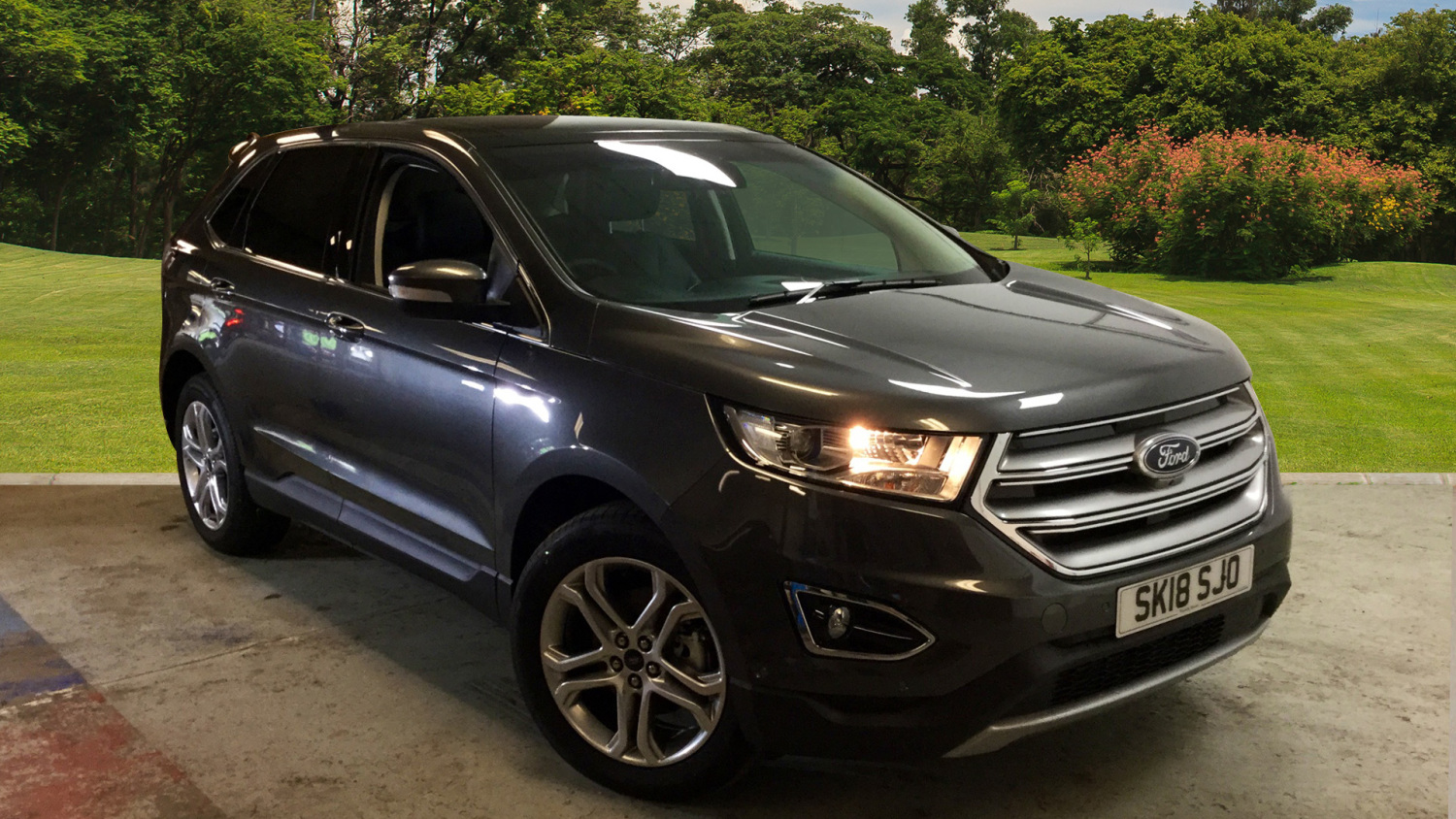 Pin It On Pinterest Source  C B Buy Online Ford Edge   Titanium Dr Sel Estate For