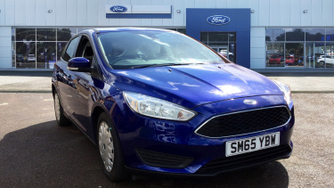 Ford Focus 1.5 TDCi 105 Style ECOnetic 5dr Diesel Hatchback