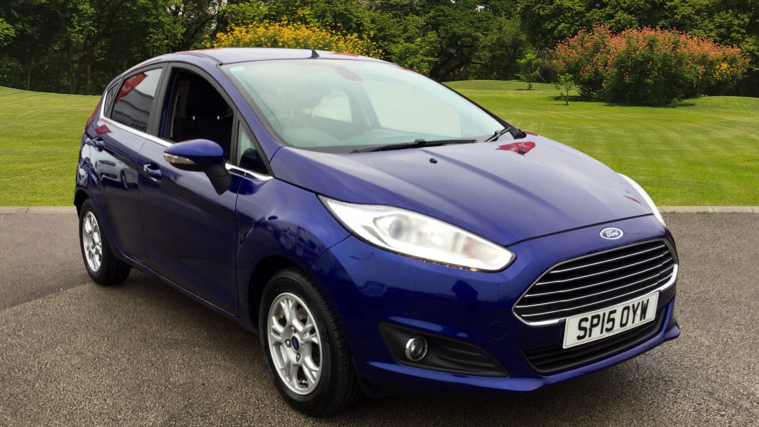 used ford fiesta 1 6 tdci titanium econetic 5dr diesel hatchback for sale bristol street motors. Black Bedroom Furniture Sets. Home Design Ideas