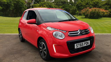 Citroen C1 1.0 VTi Flair 3dr [Start Stop] Petrol Hatchback