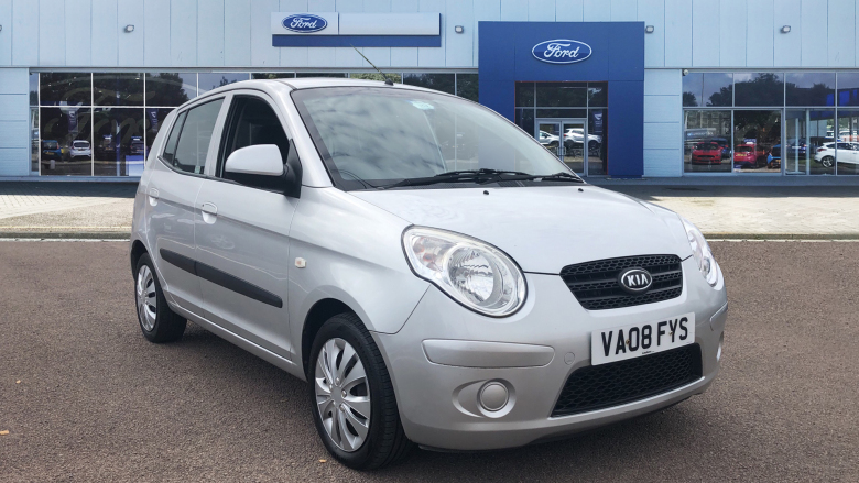 Kia Picanto 1.1 Chill 5dr Petrol Hatchback