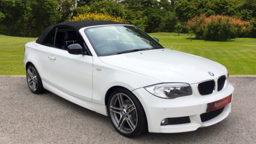 BMW 1 Series 118D Sport Plus Edition 2Dr Diesel Convertible