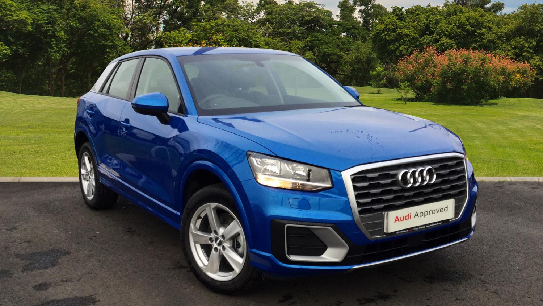 Used Audi Q2 1 4 Tfsi Sport 5dr S Tronic Petrol Estate For
