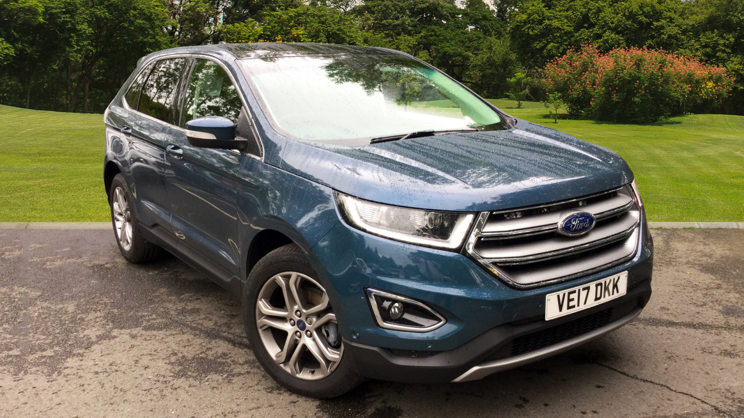 used ford edge 2 0 tdci 210 titanium 5dr powershift diesel estate for sale bristol street motors. Black Bedroom Furniture Sets. Home Design Ideas