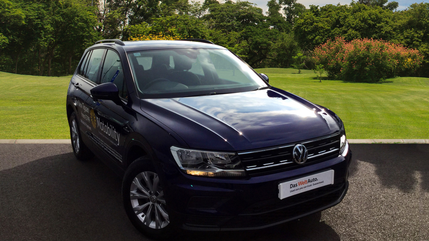 used volkswagen tiguan 2 0 tdi bmt 150 4motion s 5dr dsg. Black Bedroom Furniture Sets. Home Design Ideas