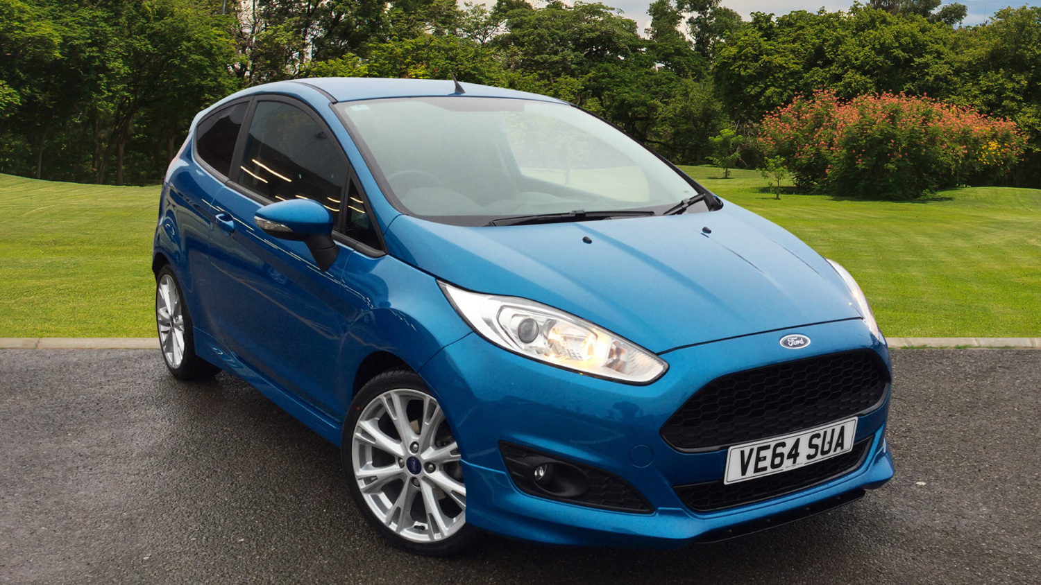 used ford fiesta 1 0 ecoboost 125 zetec s 3dr petrol. Black Bedroom Furniture Sets. Home Design Ideas