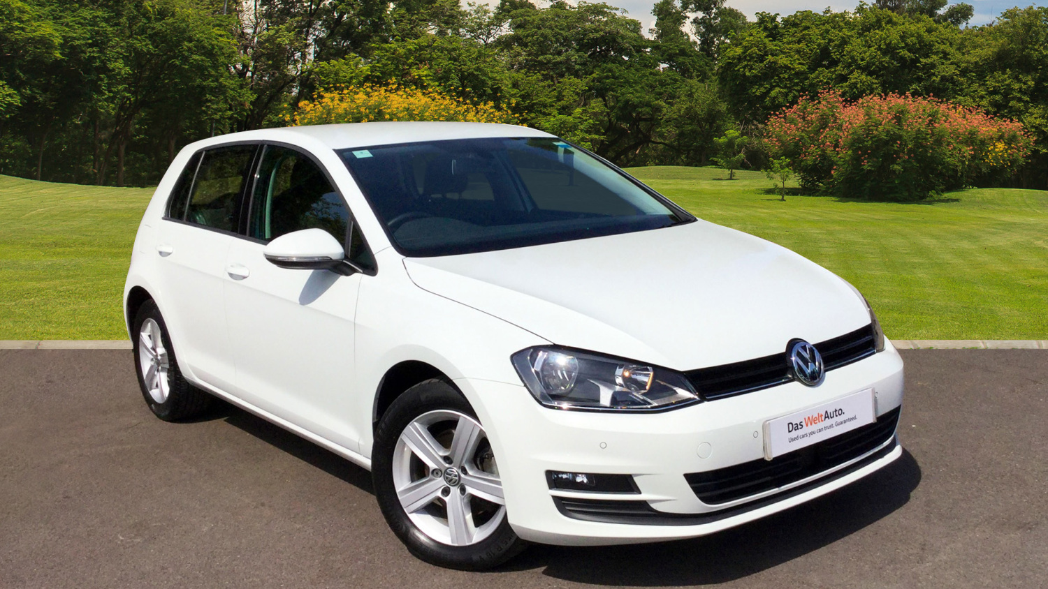 used volkswagen golf 1 4 tsi match 5dr petrol hatchback. Black Bedroom Furniture Sets. Home Design Ideas