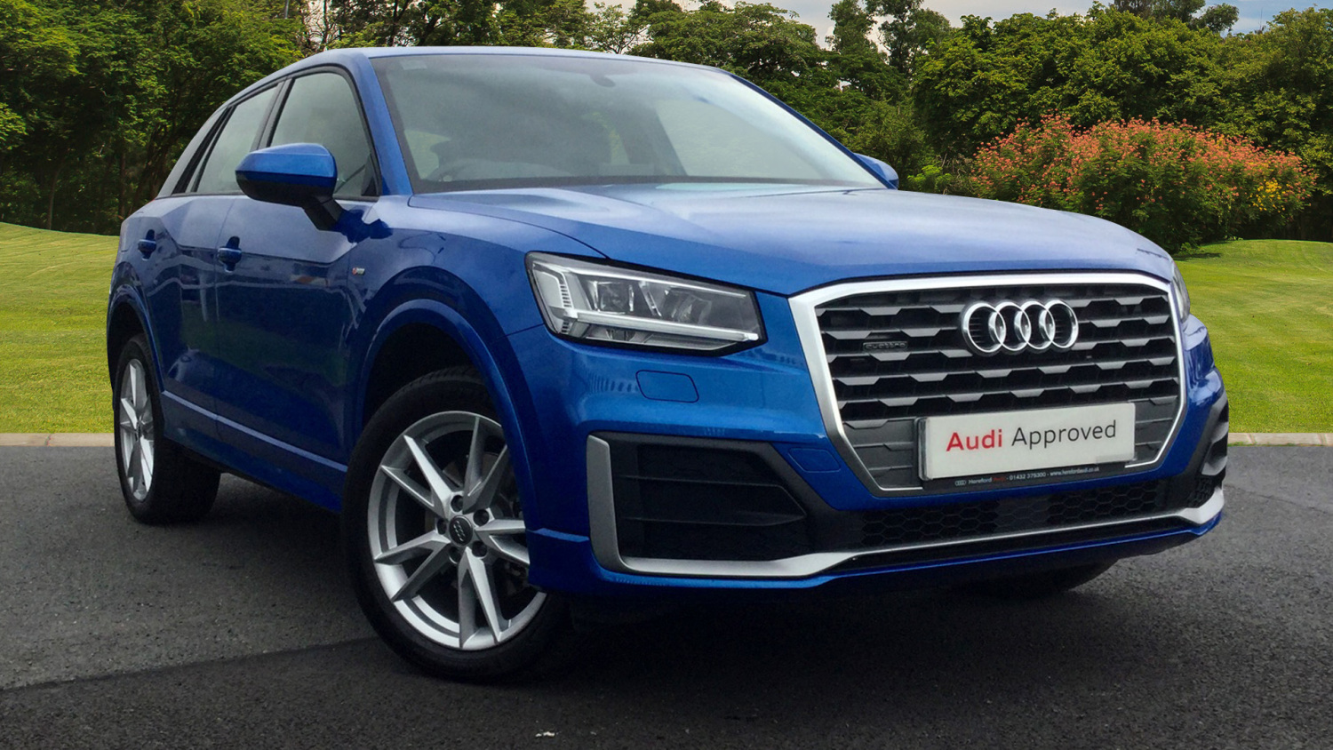 used audi q2 2 0 tdi quattro s line 5dr s tronic diesel estate for sale bristol street motors. Black Bedroom Furniture Sets. Home Design Ideas