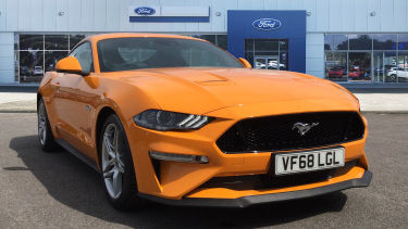 Ford Mustang 5.0 V8 GT 2dr Auto Petrol Coupe