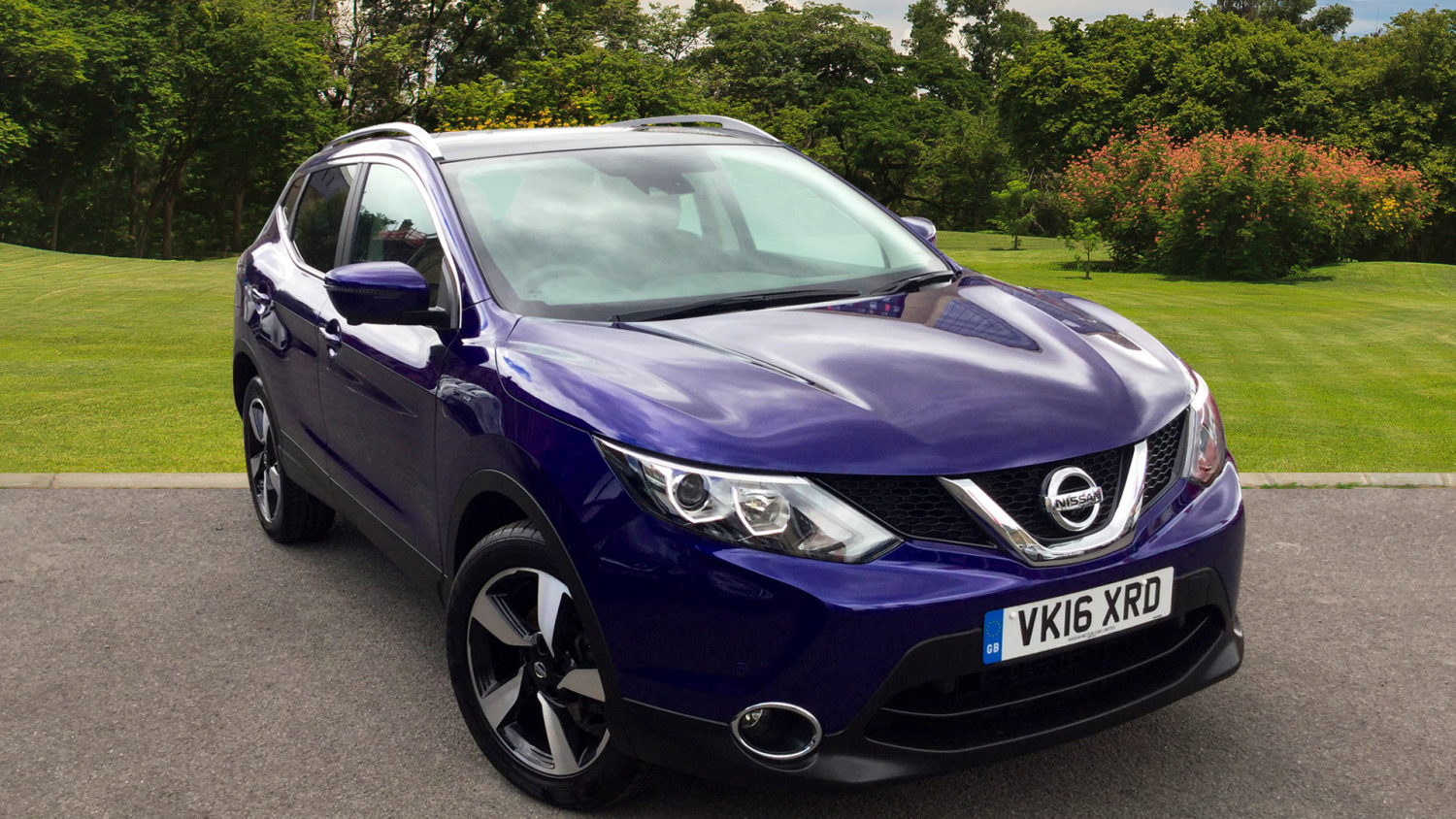 buy online nissan qashqai 1 5 dci n connecta 5dr diesel hatchback for sale bristol street motors. Black Bedroom Furniture Sets. Home Design Ideas