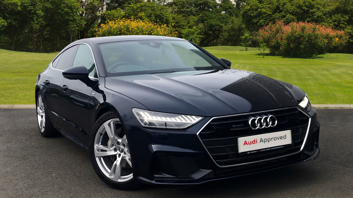 used audi a7 50 tdi quattro s line 5dr tip auto diesel hatchback for sale bristol street motors. Black Bedroom Furniture Sets. Home Design Ideas